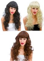Foxy Long Wigs (Natural)
